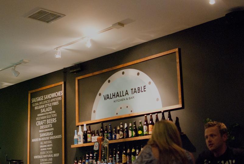 vahalla table