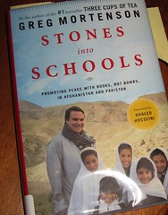 Stones Into Schools, by Greg Mortenson