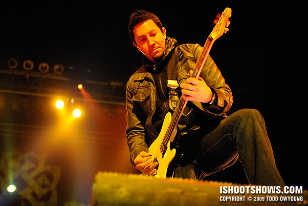 Breaking Benjamin: Concert Photos