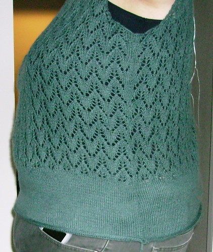 Sweater Side (see the seam)