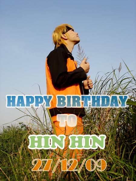 HBD Hin Hin