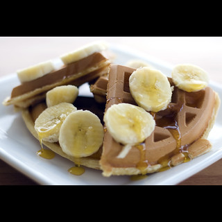 ...Waffles!...
