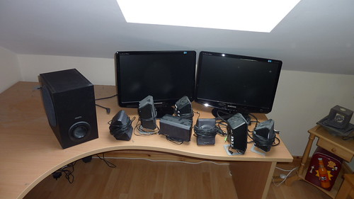 Workstation Layout