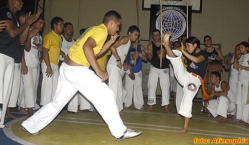 Capoeira CDLB 06 por você.