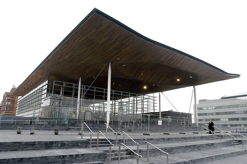 The Welsh Assembly (photo credit: National Assembly For Wales / Cynulliad Cymru )