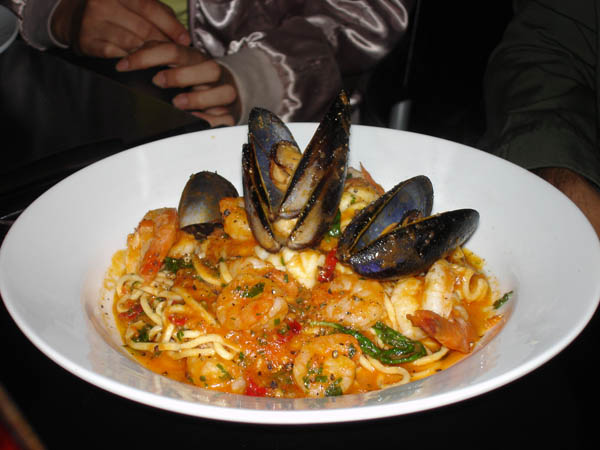 Pastabella - spaghetti marinara