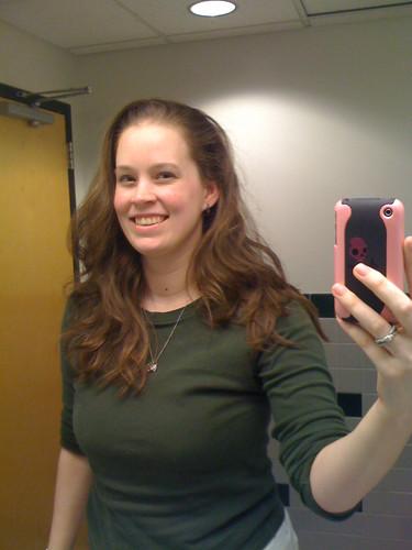 Hair Before