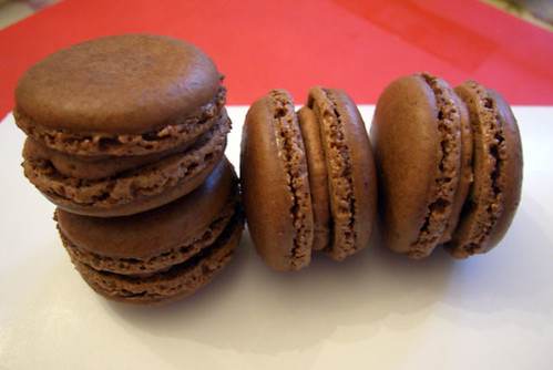 macrons filled