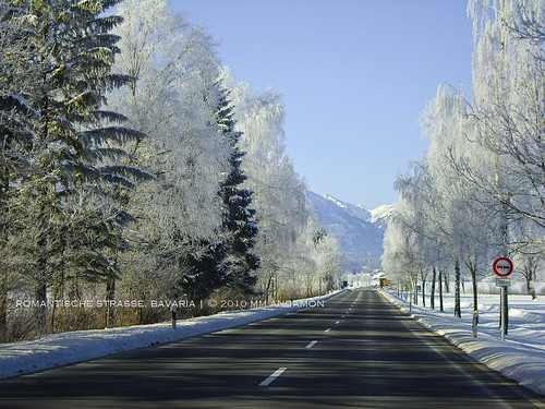Romantische Strasse (B17), Bavaria