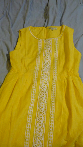 Dress from BR