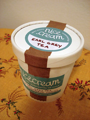 Earl Grey Nice Cream