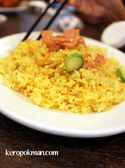 Wan Chai Special Fried Rice