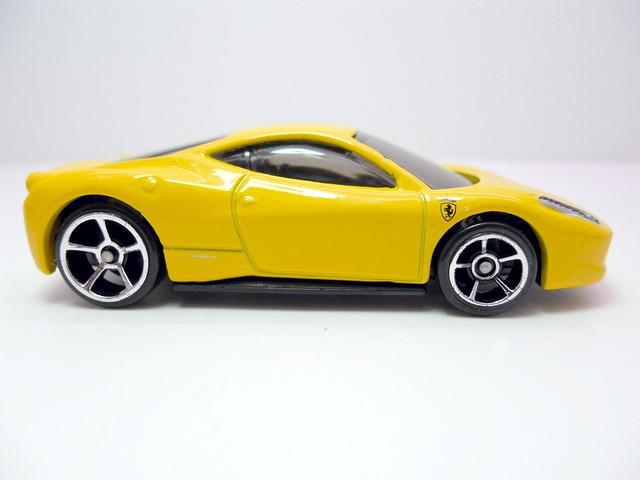 hws ferrari 458 italia yellow (3)