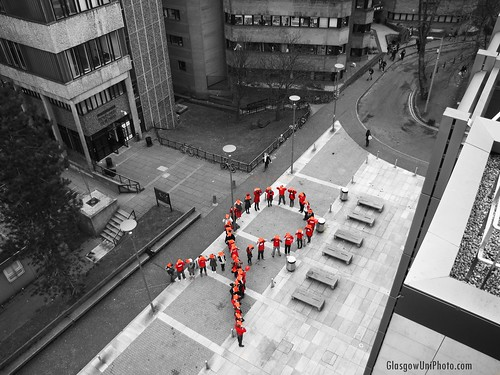 World AIDS Day Flashmob