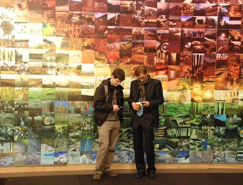 "COP15 photo taken on Dec 7th by Flickr user ""UN Climate Talks."""