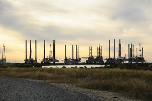 Cheniere natural gas terminals