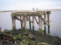 Powder Wharf, South Gare, Redcar
