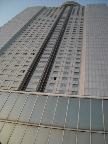 The Yanggakdo Hotel
