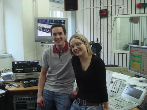 Interview bei Radio Munot mit Michèle Rellstab