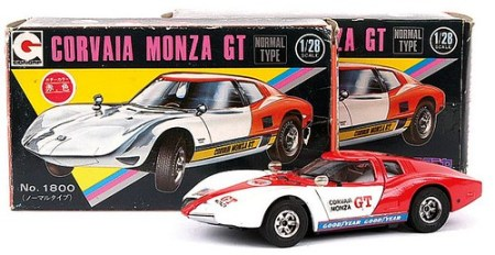 Eidai Grip 1-28 Monza