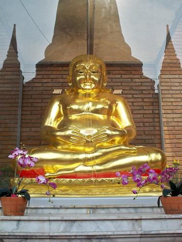 Ayuttahaya: Wat YaiChaiMongkol