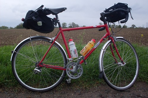 Thorn Audax tackles foul weather in the East (6/6)