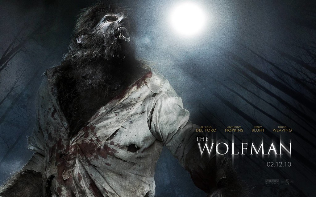 The Wolfman 2010