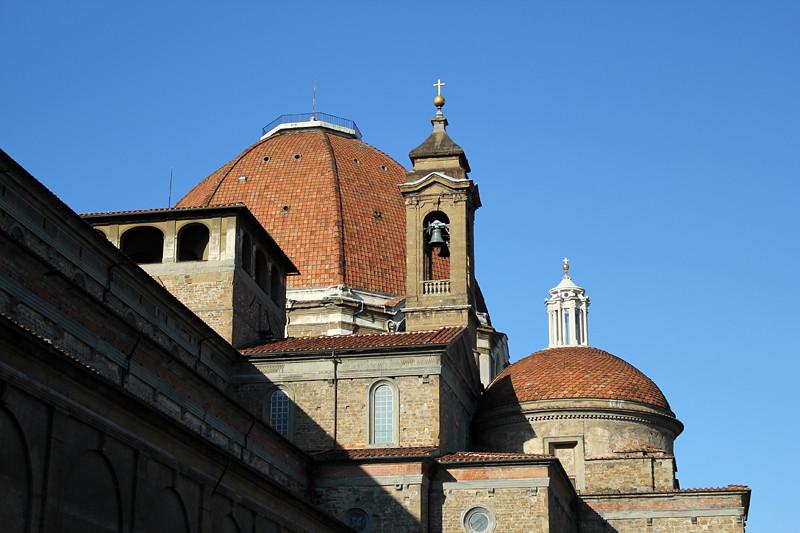 Church domes