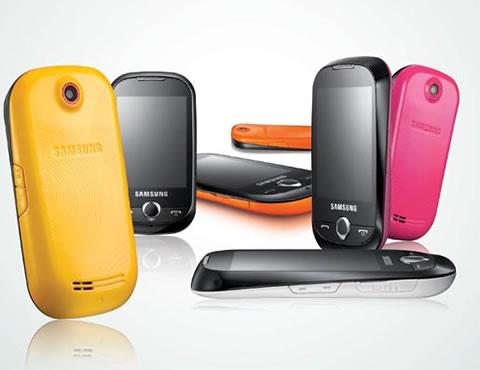 Samsung Corby phones