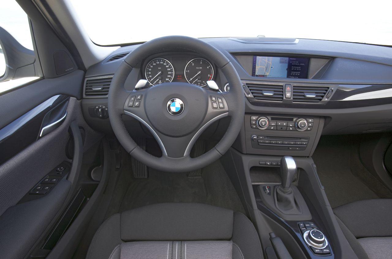 X1 interior