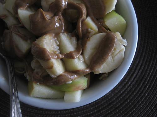 Apple Banana Oats