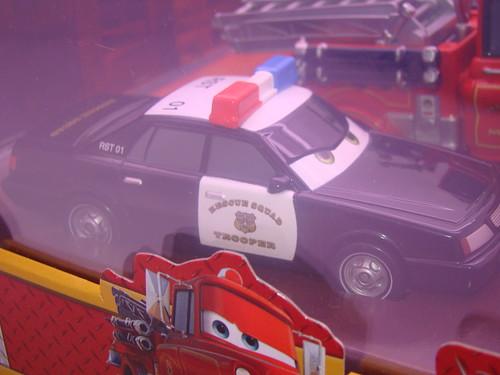 disney store CARS rescue squad mater 4 pc set (9)