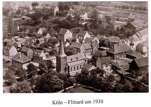 1930 SW015 St.Hubertus Köln Flittard