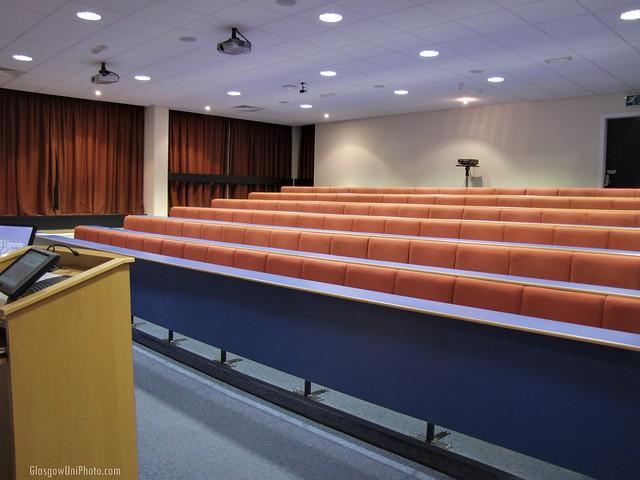 BOB Lecture Theatres A-E