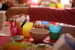 CHILDREN'S HALF TERM CUPCAKE DECORATING WORKSHOP AT BAKE-A-BOO