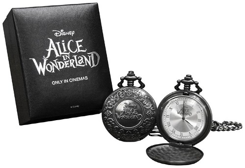 Alice in Wonderland LE pocket watch