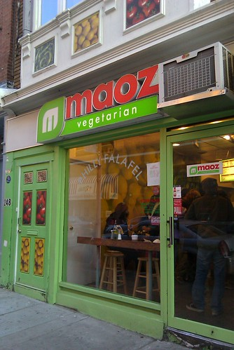 Maoz in Philly!