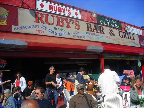 Ruby's Crowd April 20, 2010. Photo © Rubys Host via flickr