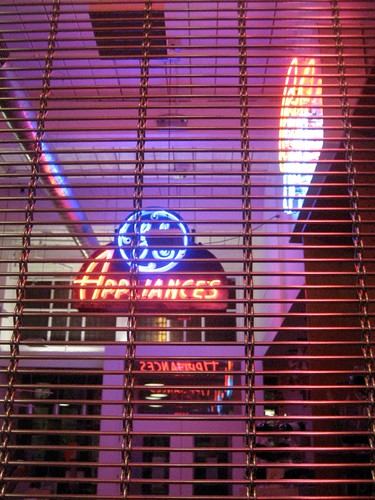 Neon Signs In Captivity