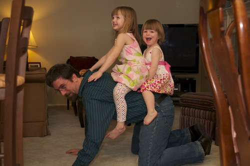 Daddy/Uncle Horsie