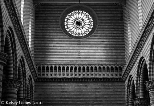 Orvieto - Il Duomo (Nave)