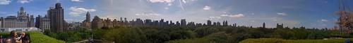 Central Park panaroma