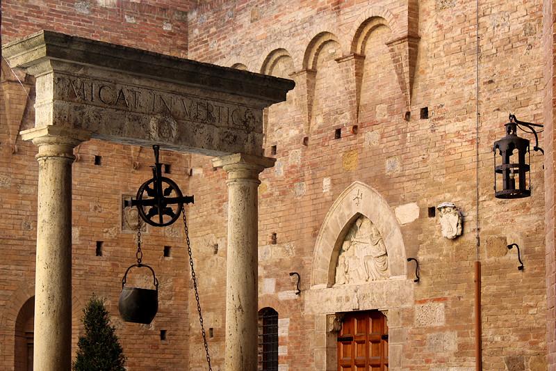 Palazzo Chigi Saracini - Siena