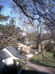 Pearl S Buck house .