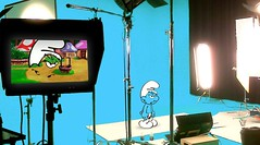 The Smurfs movie cancelled due to technical di...