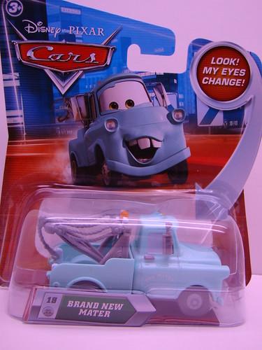 Disney CARS Lenticular  brand new mater