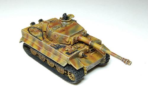 Flames of War Tiger 1E WIP