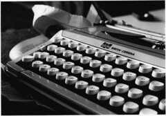 Still Life (35mm) - Typewriter