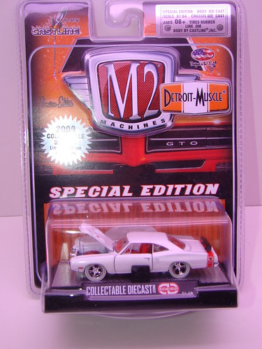 collectable diecast promo m2