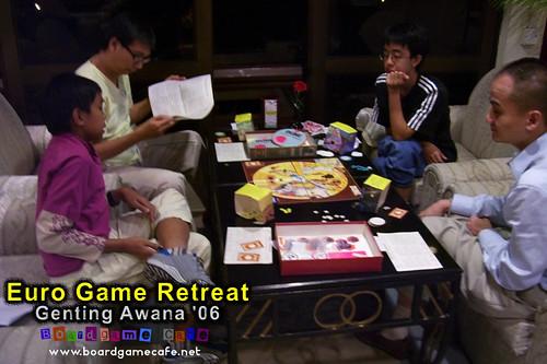 Retreat Day 1 - DUNE